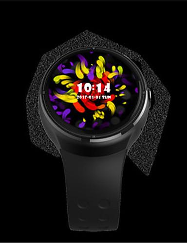preiswerte Digitaluhren-Herrn Uhr Smartwatch Digital Silikon Schwarz digital Schwarz
