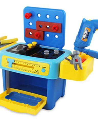 cheap Kids' Dress Up & Pretend Play-Construction Tool Pretend Play Simulation Plastics Kid's Boys' Toy Gift