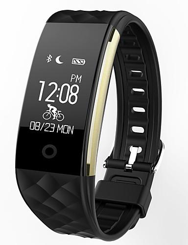 povoljno Modni satovi-s2 pametni sat BT 4.0 fitness tracker podrška obavijest vodootporan zakrivljen zaslon sport manšeta za Samsung / Sony android telefoni i iPhone \ t