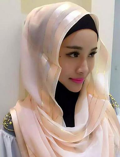 preiswerte Hidschab-Damen Grundlegend Hidschab Solide