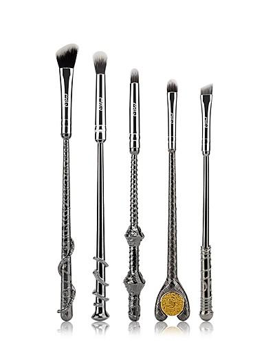 preiswerte Marken Make-up-Professional Makeup Bürsten Bürsten-Satz- 1 Stück Künstliches Haar Metall / Nylon Make-up Pinsel zum