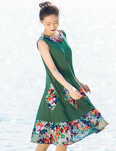 fc2031c160a1 Γυναικείο Καθημερινά Swing Φόρεμα