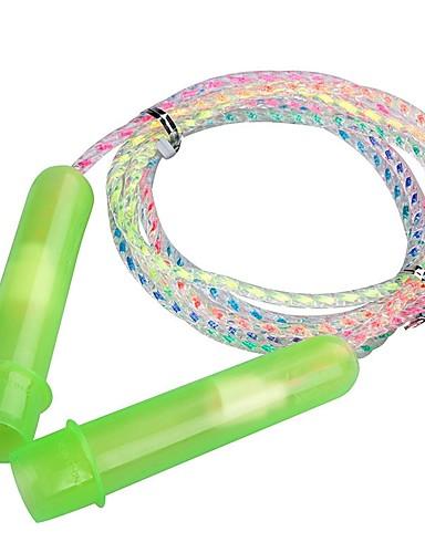 povoljno Vježbanje, fitness i joga-Jump Rope / Preskakanje užeta Plastika PVC Skakanje Pomoć za izgubiti težinu Izdržljivost Sposobnost Za / Dječji