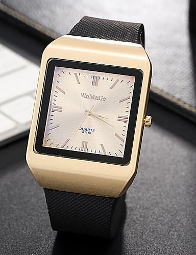 Pánské Unikátní Creative hodinky Náramkové hodinky Módní hodinky Hodinky na  běžné nošení Křemenný Silikon Kapela Přívěšky Luxus 6198691 2019 –  8.99 bfdcd338c6