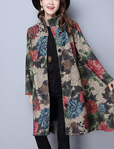 Γυναικεία Παλτό Κινεζικό στυλ - Art Deco 932d8f55d03