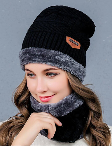 4eb0f07ef170b Women s Headwear Beanie   Slouchy - Solid Colored Pure Color   Fall   Winter  6254046 2019 –  14.69