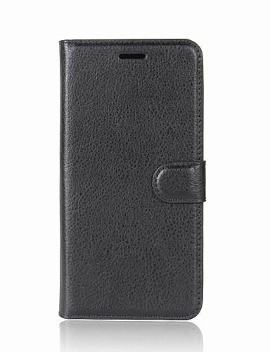 tok Για Samsung Galaxy J7 Prime / J7 (2017) / J7 (2016) Πορτοφόλι / Θήκη καρτών / Ανοιγόμενη Πλήρης Θήκη Μονόχρωμο Σκληρή PU δέρμα