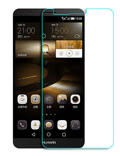 HuaweiScreen ProtectorHuawei Mate 7 Υψηλή Ανάλυση (HD) Προστατευτικό μπροστινής οθόνης 1 τμχ Σκληρυμένο Γυαλί