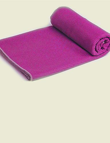 povoljno Vježbanje, fitness i joga-Yoga Ručnici Protiv klizanja Prijenosno Nježno Sklapanje Izzadás-elvezető