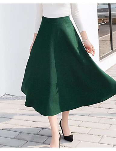 2caa8b67e607 Women's Going out Classic & Timeless Pencil Skirts - Solid Colored 6268016  2019 – $15.99