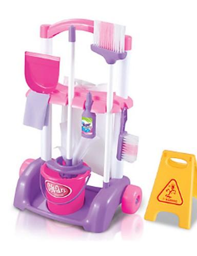 preiswerte Spielhaushaltsgeräte-Tue so als ob du spielst Weicher Kunststoff Kinder Mädchen Spielzeuge Geschenk 1 pcs