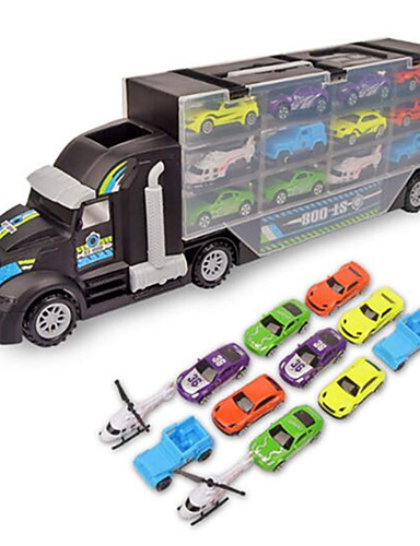 cheap Kids' Diecasts & Toy Vehicles-Toy Car Vehicle Playset Toy Airplane Race Car Plane Fun Boys'