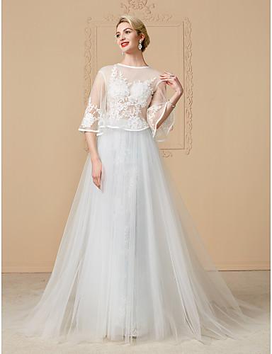 Vestidos de novia estilo joya