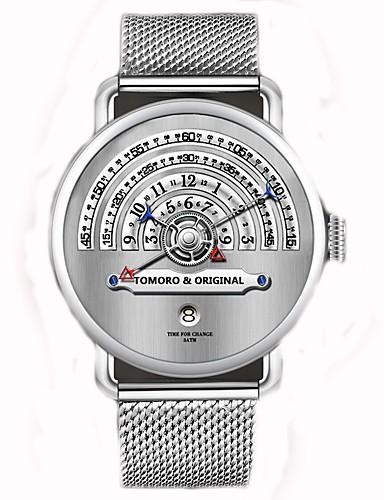 1e99e61a44e Homens Mulheres Relógio Militar Relógio de Pulso Suíço Quartzo ...