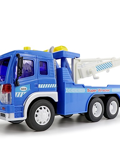 cheap Kids' Diecasts & Toy Vehicles-1:16 Toy Car LED Lighting Toy Playsets People Vehicles Fashion Sprinkler Truck Singing New Design Other Material Boys'