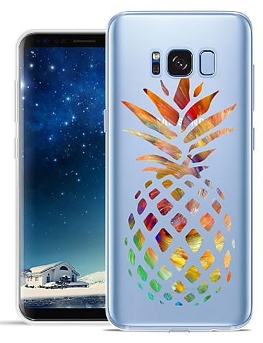 tok Για Samsung Galaxy S8 Plus / S8 / S7 edge Με σχέδια Πίσω Κάλυμμα Φρούτα Μαλακή TPU