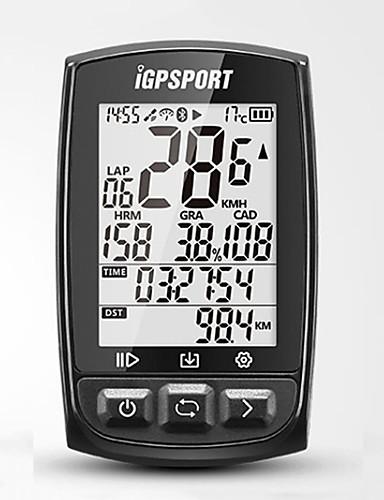 billige Sykling-iGPSPORT® IGS50 Sykkelcomputer Vanntett GPS Bluetooth Sykling / Sykkel Sykling