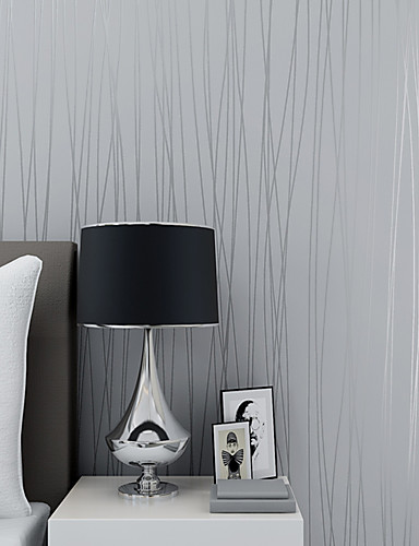 cheap 11.11 - Wallpapers Best Sale-3D Home Decoration Contemporary Wall Covering, Non-woven fabric Material Self adhesive Wallpaper, Room Wallcovering