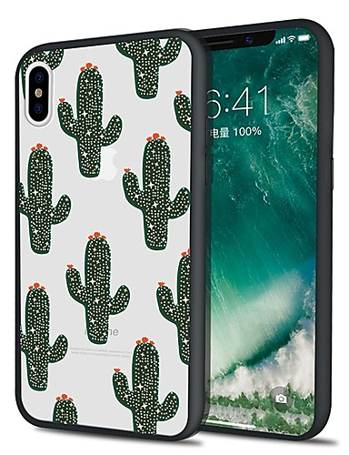 Capinha Para Apple iPhone XS / iPhone XR / iPhone XS Max Estampada Capa traseira Cenário Macia TPU