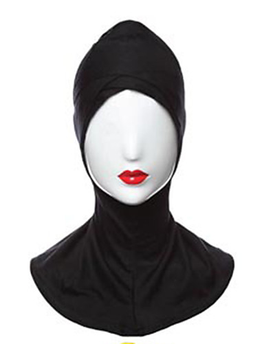 povoljno Maske i kostimi-Arapin Hidzab Žene Festival / Praznik Modal Bež / Sive boje / Pink Karneval kostime Jednobojni