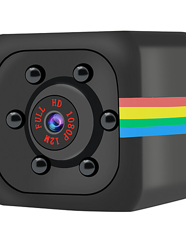 billige IP-kameraer-sq11 1080p minikamera hd videokamera nattsyn sport dv video stemmeopptaker dv kamera full hd 2.0mp infrarød nattsyn sport hd cam bevegelsesdeteksjon