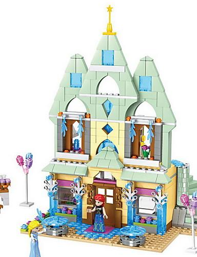 preiswerte Bausteine-Bausteine Bausatz Spielzeug Bildungsspielsachen Mythologie Märchen Architektur kompatibel Legoing Exquisit Eltern-Kind-Interaktion Anime Jungen Mädchen Spielzeuge Geschenk