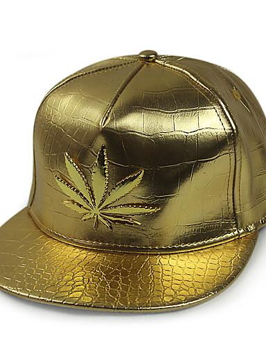 Γιούνισεξ Μονόχρωμο Πάρτι Τζόκεϊ / Καπέλο ηλίου