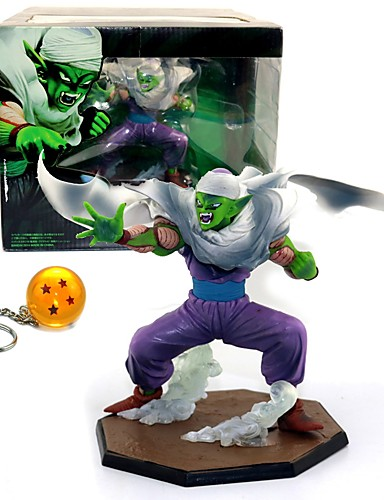 povoljno Maske i kostimi-Anime Akcijske figure Inspirirana Dragon Ball Piccolo PVC 16cm CM Model Igračke Doll igračkama