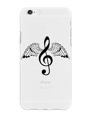 tok Για Apple iPhone X / iPhone 8 Plus / iPhone 8 Με σχέδια Πίσω Κάλυμμα Κινούμενα σχέδια Μαλακή TPU