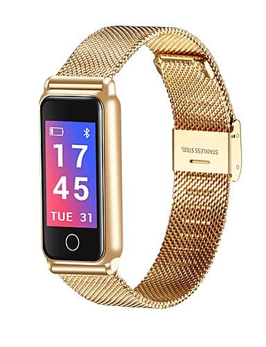 9f8db4cf095b Hombre Mujer Reloj Casual Reloj de Moda Digital Negro   Plata   Dorado  Resistente al Agua Bluetooth Calendario Digital Lujo Moda - Dorado Negro  Plata ...
