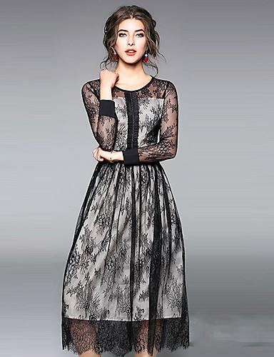b7fc74b065fb Γυναικεία Εξόδου Θήκη Φόρεμα - Συμπαγές Χρώμα