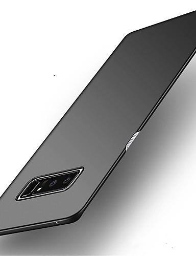 tok Για Samsung Galaxy Note 8 Εξαιρετικά λεπτή Πίσω Κάλυμμα Μονόχρωμο Σκληρή PC