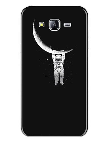 tok Για Samsung Galaxy J7 (2017) / J7 (2016) / J7 Με σχέδια Πίσω Κάλυμμα Κινούμενα σχέδια Μαλακή TPU
