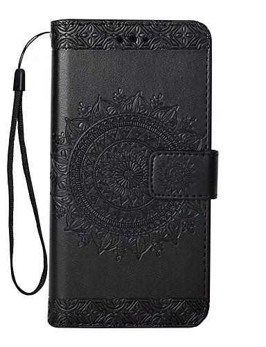 tok Για Samsung Galaxy Note 8 Πορτοφόλι / Θήκη καρτών / με βάση στήριξης Πλήρης Θήκη Μονόχρωμο Σκληρή PU δέρμα