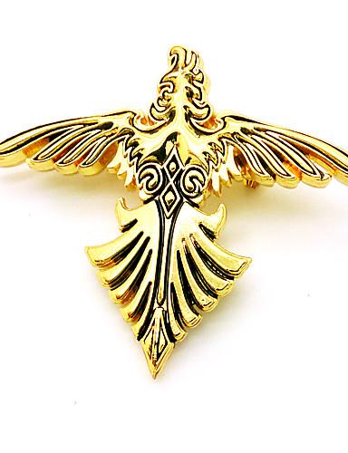 povoljno Anime cosplay-Badge Inspirirana Final Fantasy Anime Cosplay Pribor 1 Broš Krom Noć vještica