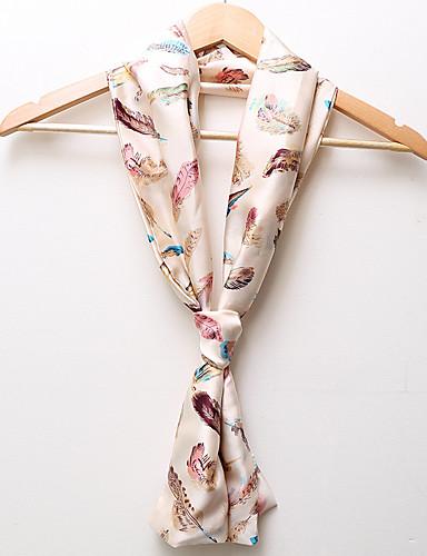 Γυναικεία Στάμπα Σιφόν Χιαστί - Ορθογώνιο / Πλατείες Pocket / Χαριτωμένο / Ύφασμα