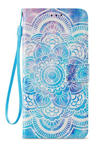 tok Για Samsung Galaxy S9 / S9 Plus / S8 Plus Πορτοφόλι / Θήκη καρτών / με βάση στήριξης Πλήρης Θήκη Μάνταλα Σκληρή PU δέρμα