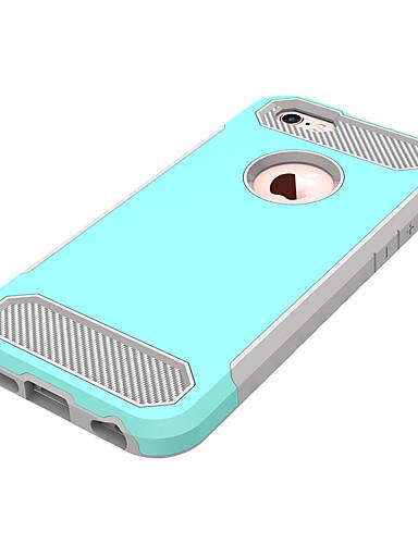tok Για Apple iPhone 6s Plus / iPhone 6s / iPhone 6 Plus Ανθεκτική σε πτώσεις Πίσω Κάλυμμα Μονόχρωμο Σκληρή PC