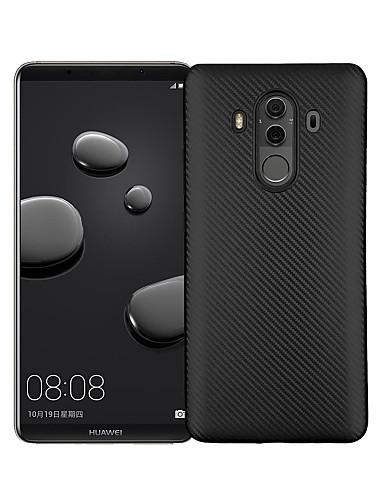 tok Για Huawei Mate 10 / Mate 10 pro / Mate 10 lite Εξαιρετικά λεπτή Πίσω Κάλυμμα Μονόχρωμο Μαλακή TPU
