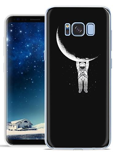 tok Για Samsung Galaxy S8 Plus / S8 / S7 edge Με σχέδια Πίσω Κάλυμμα Κινούμενα σχέδια Μαλακή TPU