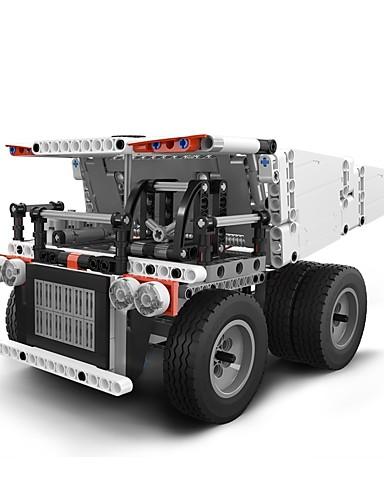 preiswerte Bausteine-Xiaomi Bausteine Bausatz Spielzeug Bildungsspielsachen 530 pcs kompatibel Legoing Eltern-Kind-Interaktion Lastwagen Jungen Mädchen Spielzeuge Geschenk