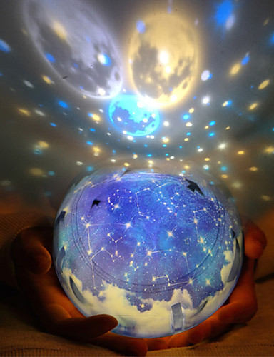 preiswerte Spielzeuge & Spiele-LT.Squishies LED - Beleuchtung Projektionslicht Romantik Galaktischer Sternenhimmel Schein Hochwertiger ABS-Kunststoff Kinder Jungen Mädchen Spielzeuge Geschenk