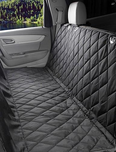 preiswerte Hundebetten & Decken-Hunde Betten Matten & Polster Nylon Wasserdicht Tragbar Klappbar Solide Schwarz