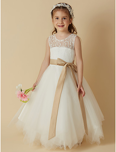 Princess Tea Length Dress