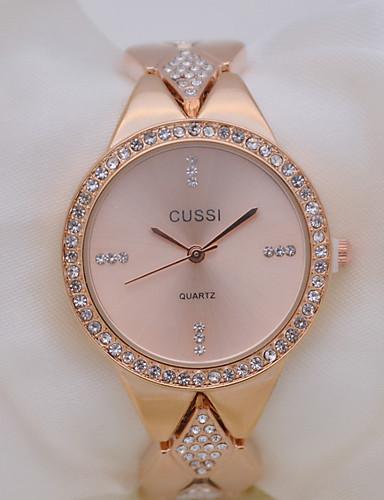 Mujer Reloj de Moda Cuarzo Plata   Dorado Reloj Casual Analógico damas Moda  Elegante - Dorado Plata Champaña 6581986 2019 –  22.99 1e8f5fdd242f