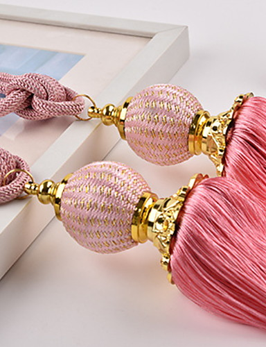 cheap Curtain Accessories-curtain Accessories Rope / Tassel / Tie Back Modern 2 pcs
