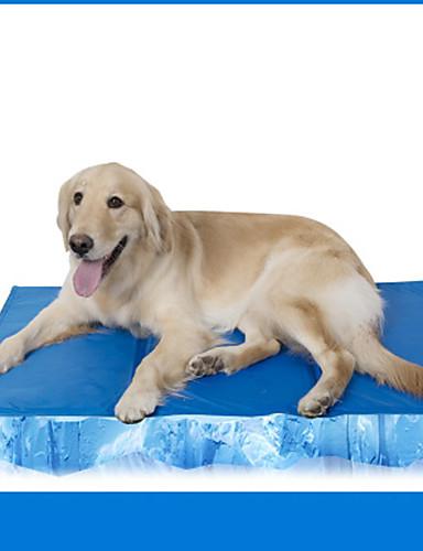preiswerte Hundebetten & Decken-Haustiere Matratzen Unterlage Sofakissen Bettdecken Lounge Sofa Terylen Haustiere Matten & Polster Solide Wasserdicht Tragbar Weich Blau