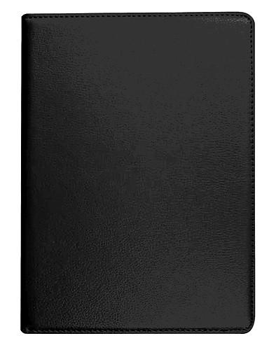 Etui Til Apple iPad Air 2 med stativ Heldekkende etui Ensfarget Hard PU Leather