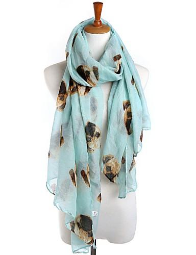 1c2fffb30d8f Dame Basale Rektangulært tørklæde - Bomuld Net