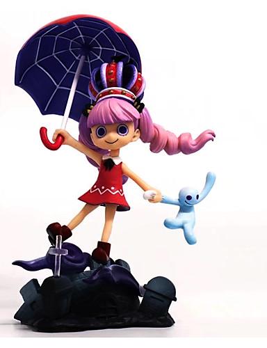 povoljno Maske i kostimi-Anime Akcijske figure Inspirirana One Piece Perona PVC 17 cm CM Model Igračke Doll igračkama